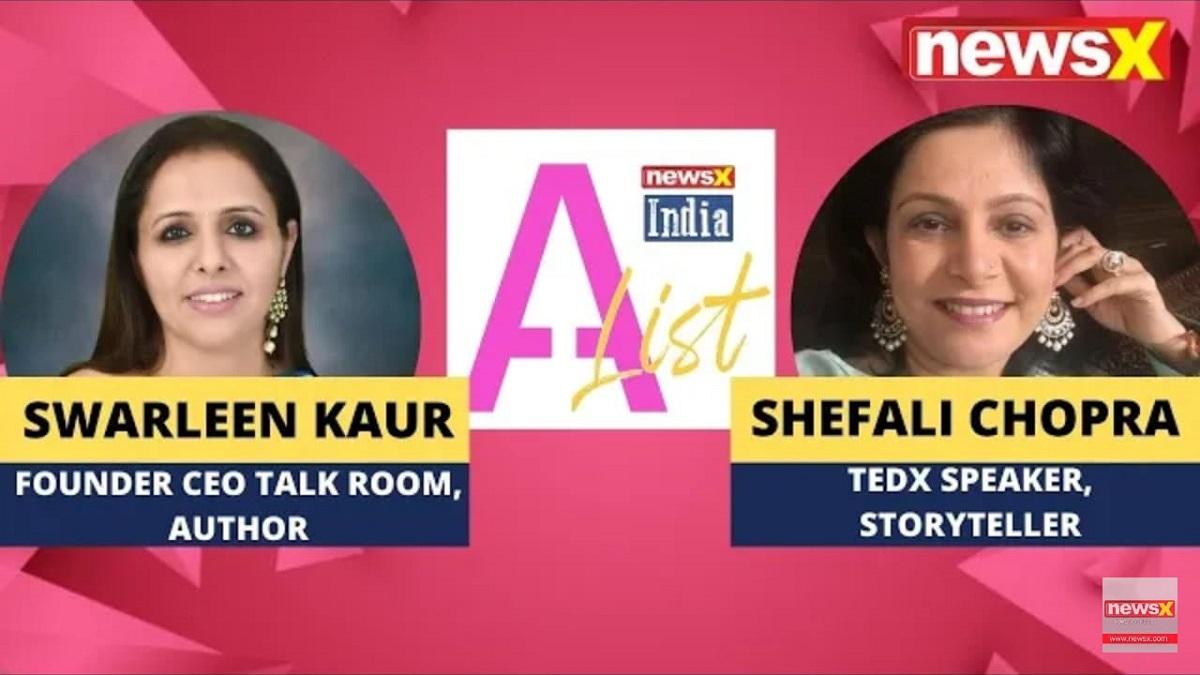Swarleen Kaur, Shefali Chopra