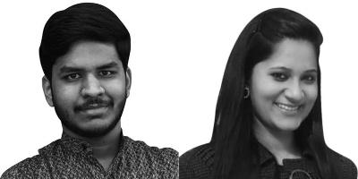 Kashish Gupta & Lipika Dhingra
