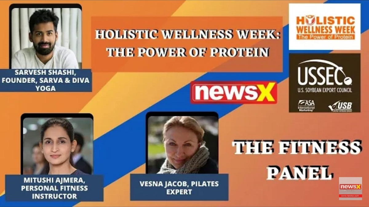 Holistic Wellness Week: The power of protein
