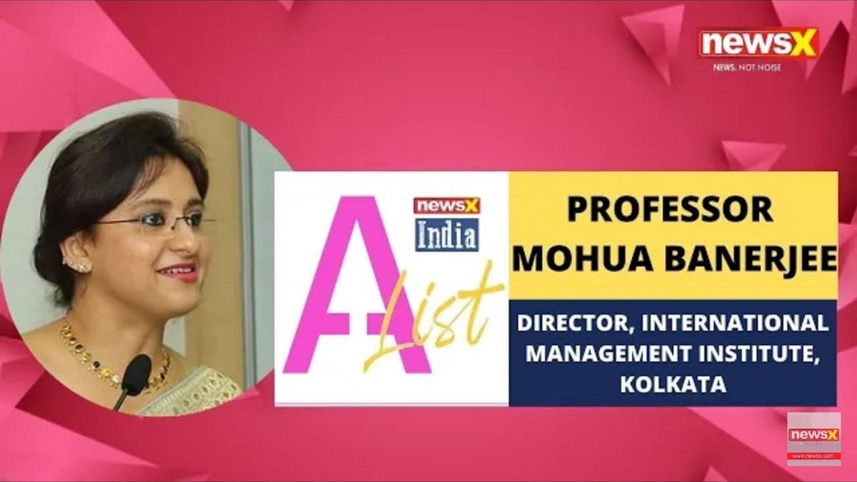 Professor Mohua Banerjee