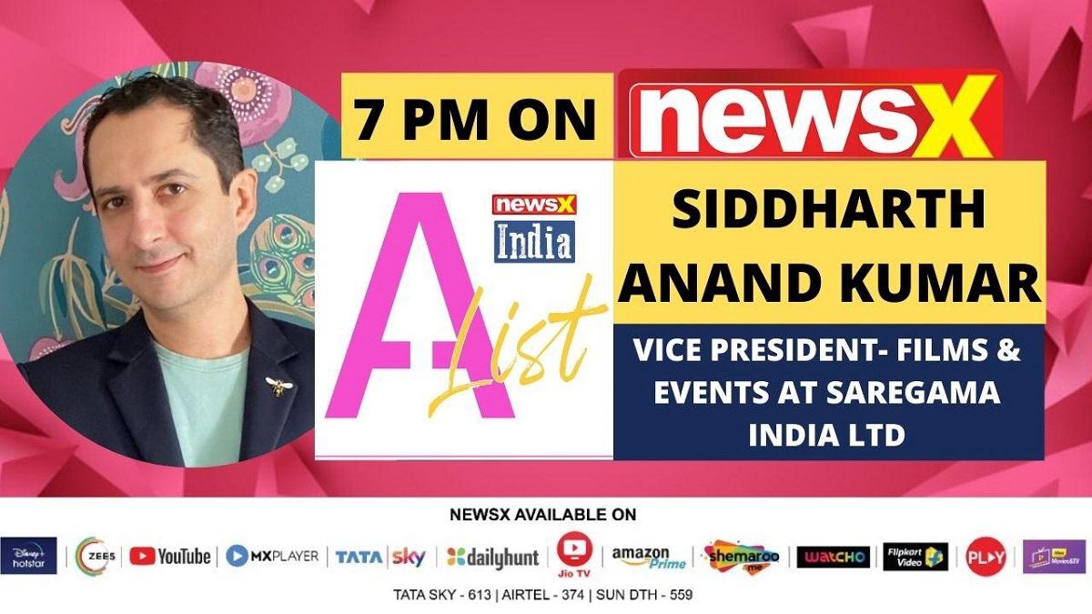 Siddharth Anand Kumar