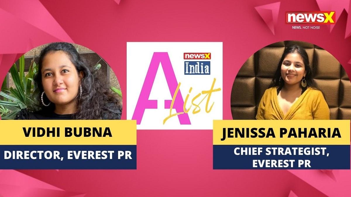 Vidhi Bubna & Jenissa Paharia
