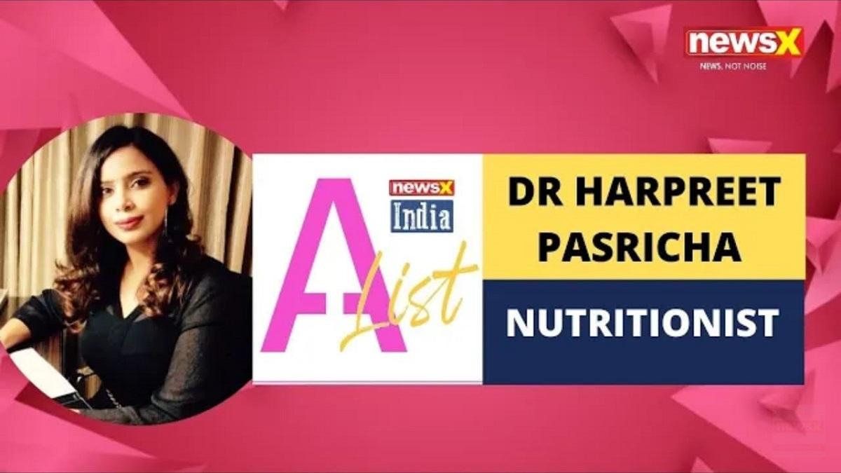 Dr Harpreet Pasricha