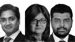 Ajay Bhargava, Vanita Bhargava & Shivank Diddi
