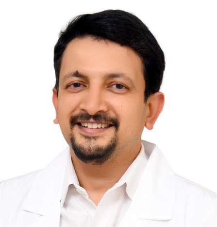 Dr Prakash Desai