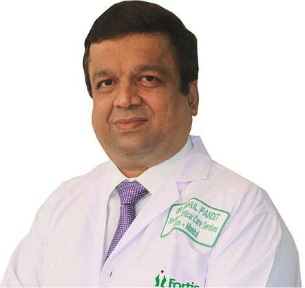 Dr Rahul Pandit