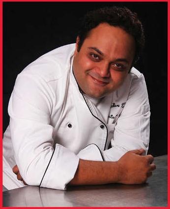 Chef Shantanu Gupte