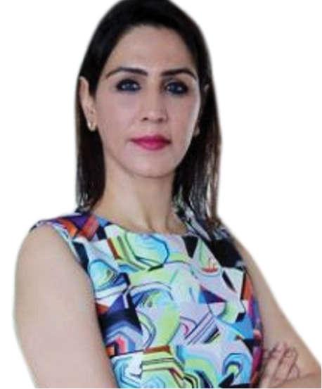 Dr Geeta Grewal