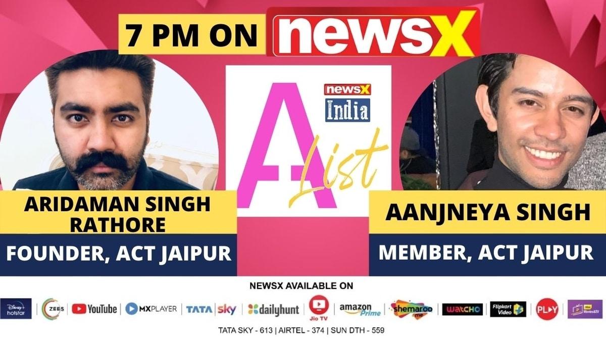 Aridaman Rathore & Aanjneya Singh