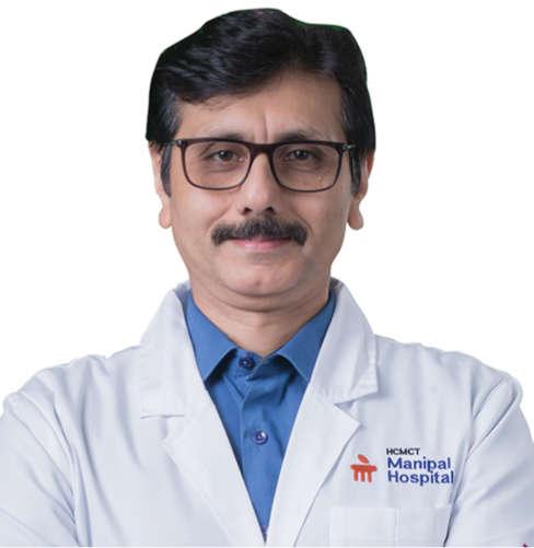 Dr Samanjoy Mukherjee