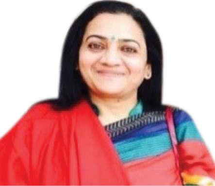 Dr Chavi Bhargava Sharma