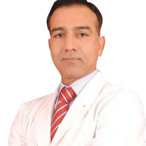 Dr Ashwani Maichand
